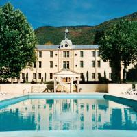 Historic Castle in Montbrun-les-Bains with Pool