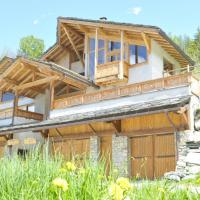 Comfortable Chalet in Peisey-Nancroix with Balcony