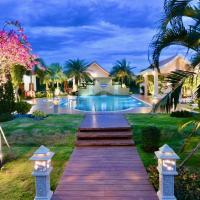 Chang Noi Resort Pranburi barrierefrei