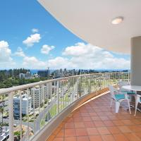 Ocean Tower Unit 1407 - Modern apartment with great views - TWIN TOWNS RESORT