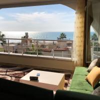 Charming sea view apartment in Mezitli / Mersin
