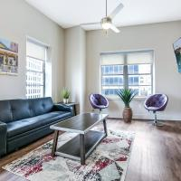 2 Bedroom Luxury condos in Downtown New Orleans