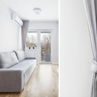 Charming and Bright Apartment, Poznan