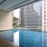 OYO Home 675 Luxury 2BR Binjai 8 Suite