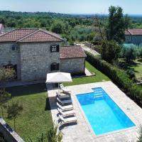 Villas Sinožići by Istarski dvori