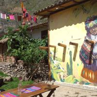 The Upcycled Hostel Ollantaytambo