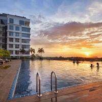 Elegant Living @ Pelagos Suites Oceanus Waterfront KK