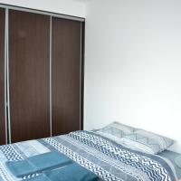 Modern 1-bedroom with wifi + cable TV