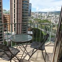 High floor convenient and spacious 2BR 1BA Wifi