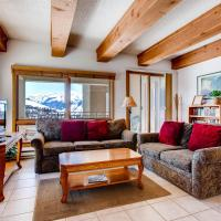 View Of Mt. Crested Butte And Lifts 2 Br Condo Condo