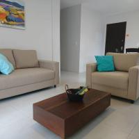 Apartamento arejado na Ponta Aguda