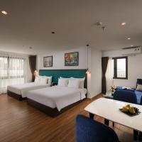 Babylon Garden Hotel & Spa, hotel in Hanoi