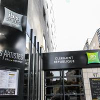 Ibis Styles Clermont-Ferrand République