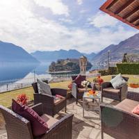 Villa Thea Sleeps 8 guests in Ossuccio