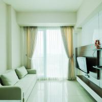 New Furnished 1BR @ Tree Park Apartment BSD By Travelio