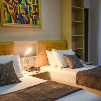 ETT HomeTel, hotel in Kalibo
