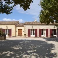 Une Bastide au coeur d'un vignoble provençal.