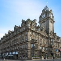 The Balmoral Hotel, hotel em Edimburgo