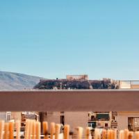 Kerameikos Akropolis View