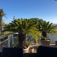 Gorgeous one-bedroom apartment with terrace and sea view