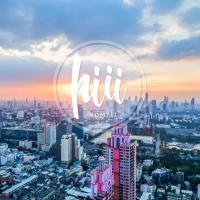 hiii-Hmotel Chewathai Cozy LOFT Apartment CRA-Bangkok