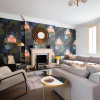 The Kensington Gardens - Stylish & Bright 4BDR Maisonette with Study