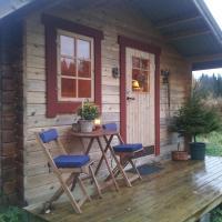 Cabin on Husky Farm