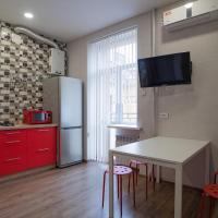 apartment on Pobedy ave (City center)