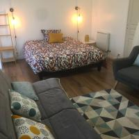 Belle chambre indépendante cocooning