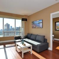 Spacious 2 Bdrm Condo/Free Parking/City&Lake View