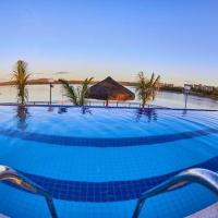 Apartamento Resort do lago