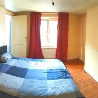 2 chambres spacieuses dans maison de maître