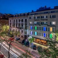 Belgrade Inn Garni Hotel, hotel u Beogradu