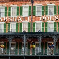 The Marshall House, Historic Inns of Savannah Collection