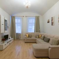 Spacious apartment near Wenceslas Square