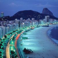 Copacabana ao lado do Metrô