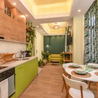 Sofia Dream Apartment - Designer One Bedroom on Ekzarh Yosif