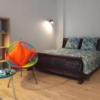 Fully equipped studio in Lesparre centre