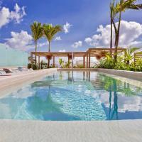 Newport House Playa Boutique Hotel, hotel in Playa del Carmen