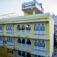 Le Pension Kesar Vilas, hotel in Udaipur