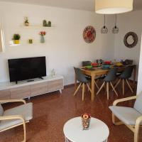 Fantástico apartamento cerca de la playa