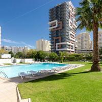 Praia da Rocha, Algarve Sunny Apartment