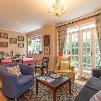 Elegant 2BR flat with garden, close to Battersea Park