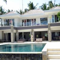 Beachfront Villa Black Pearl