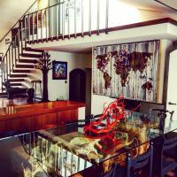 Penthouse Attico Cannon d oro