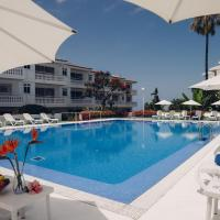 Route Active Hotel, viešbutis mieste Los Realechosas