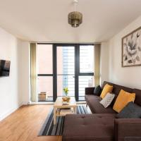 Central Manchester 1BR Flat by GuestReady