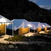 Igloo camp
