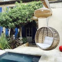 La Maison De Jules piscine et jardin centre village