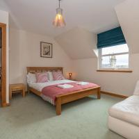 Dempster Lodge nr Old Course, Sleeps 10, Parking